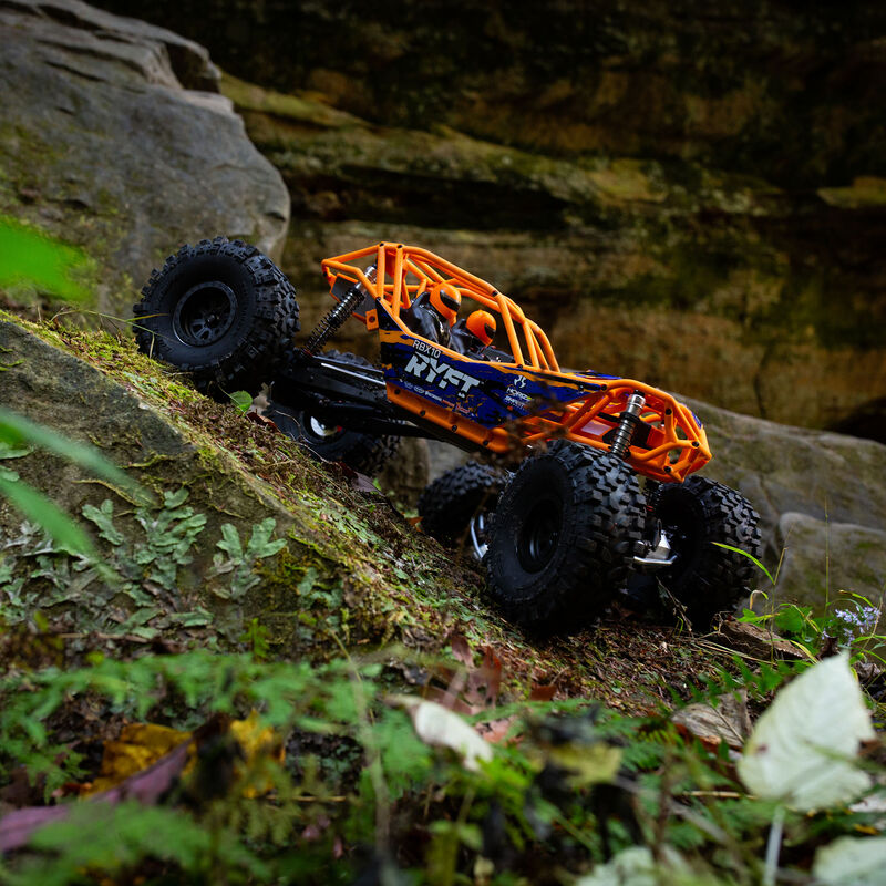 Axial RBX10 Ryft 1/10 Smart Rock Bouncer RTR