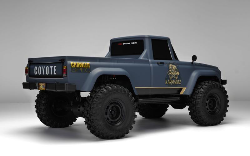 Carisma Coyote 2.1 1/10th 4WD RTR