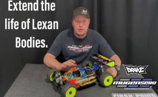 Extend The Life Of Lexan Bodies With Mugen's Adam Drake [VIDEO]