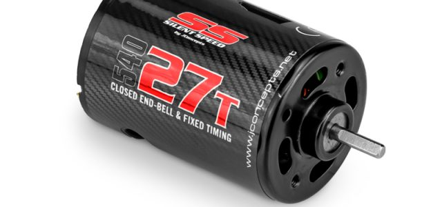 JConcepts Silent Speed 27T Brushed Motor