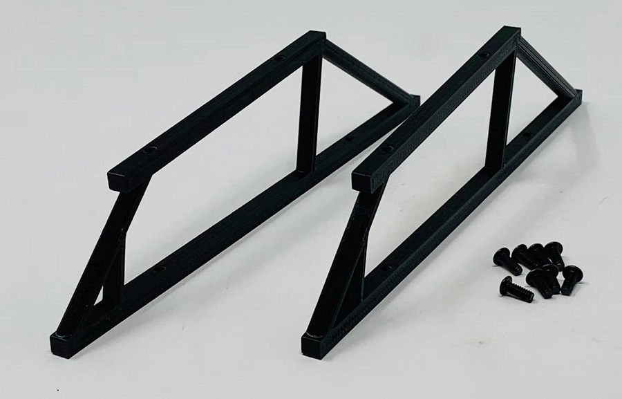 McAllister Racing Cage For High Side Tickler Midwest Modified