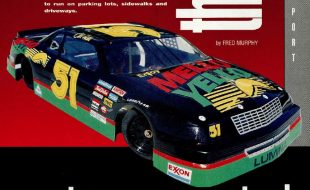 "#TBT ""Days Of Thunder Car"" kit"