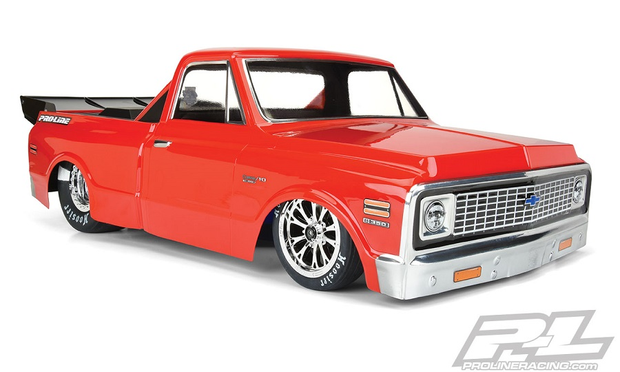 Pro-Line 1972 Chevy C-10 Clear Body