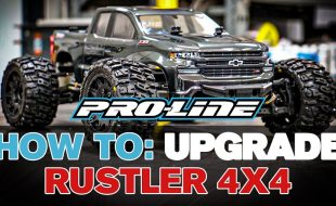 Pro-Line HOW TO: Upgrade Your Rustler 4×4 [VIDEO]