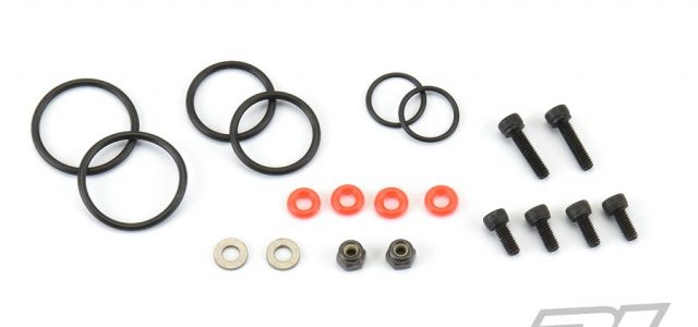 Pro-Line O-Ring Replacement Kit For PowerStroke Shocks