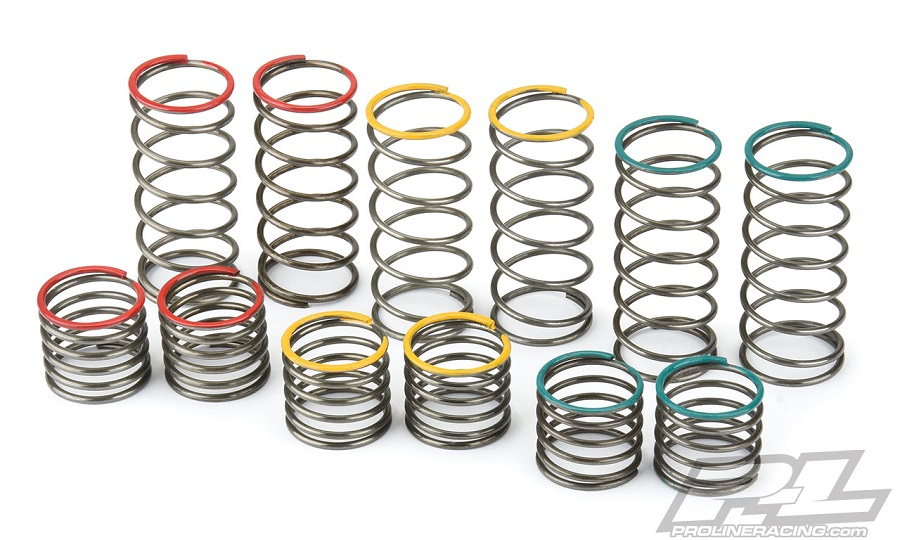 Pro-Line Spring Assortments For PowerStroke Shocks