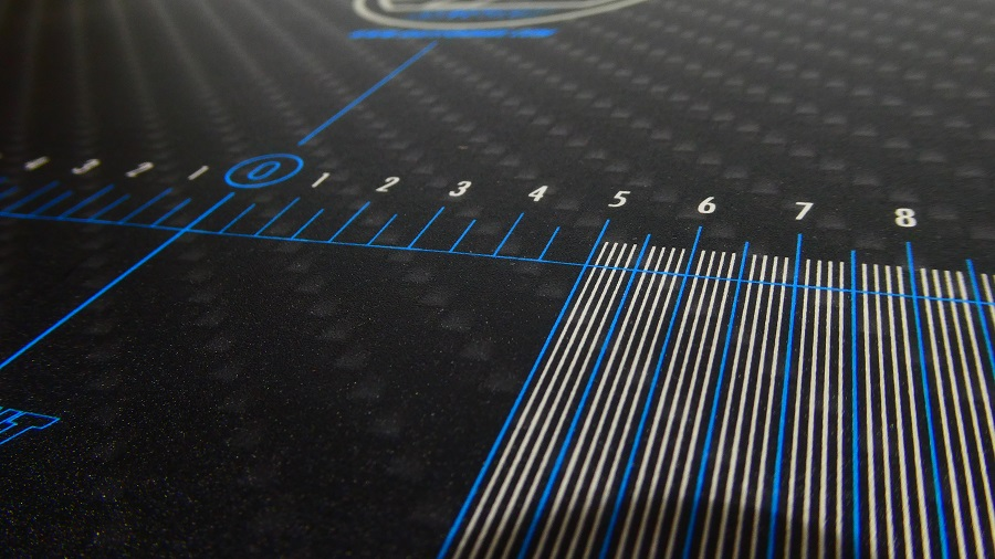 Raceform Carbon Fiber Graphic Setup Decals