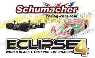 Schumacher Eclipse 4 LMP12 Circuit Car [VIDEO]