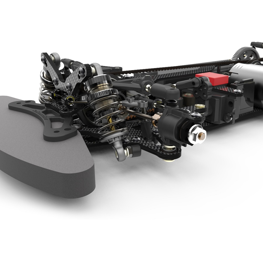 Schumacher Pivot Ball Suspension Conversion For The Mi7