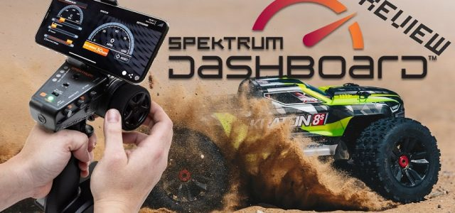 Spektrum DX3 Smart & Dashboard App Preview [VIDEO]
