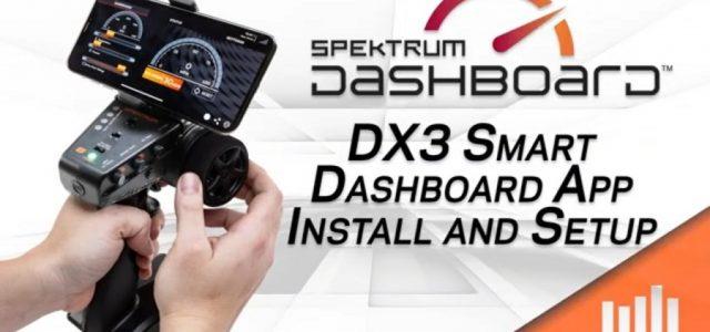 Spektrum Dashboard App With DX3 Smart: Install, Setup & Tips & Tricks [VIDEO]