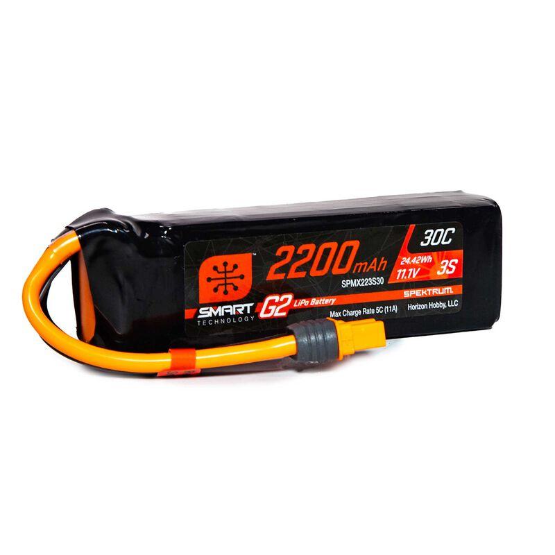 Spektrum G2 Smart LiPo Packs