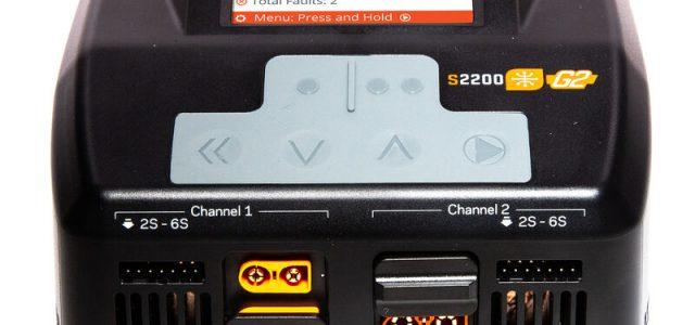 Spektrum S2200 G2 AC 2x200W Smart Charger [VIDEO]