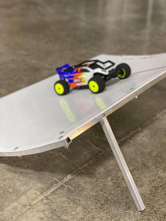 TBR Mini-T Track Jump Portable Race Track Segment