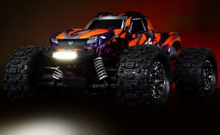 Traxxas Hoss 4X4 LED Light Kit [VIDEO]