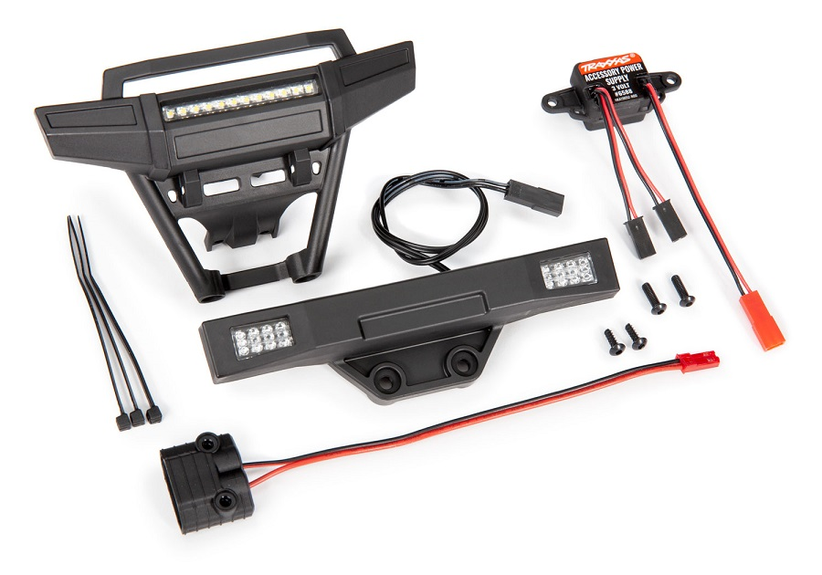 Traxxas Hoss 4X4 LED Light Kit