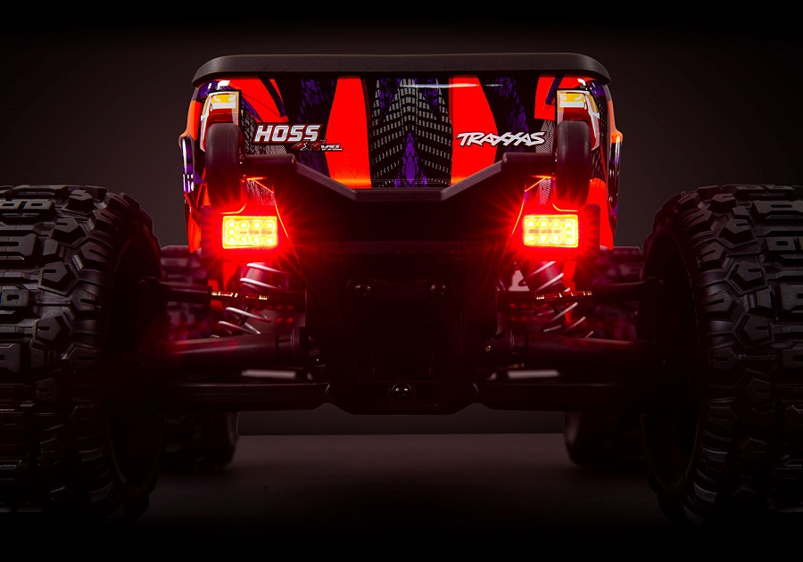 Traxxas Hoss 4X4 LED Light Kit