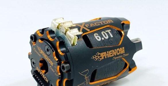 "Trinity ""Phenom Signature Series"" X-Factor Modified Motors"