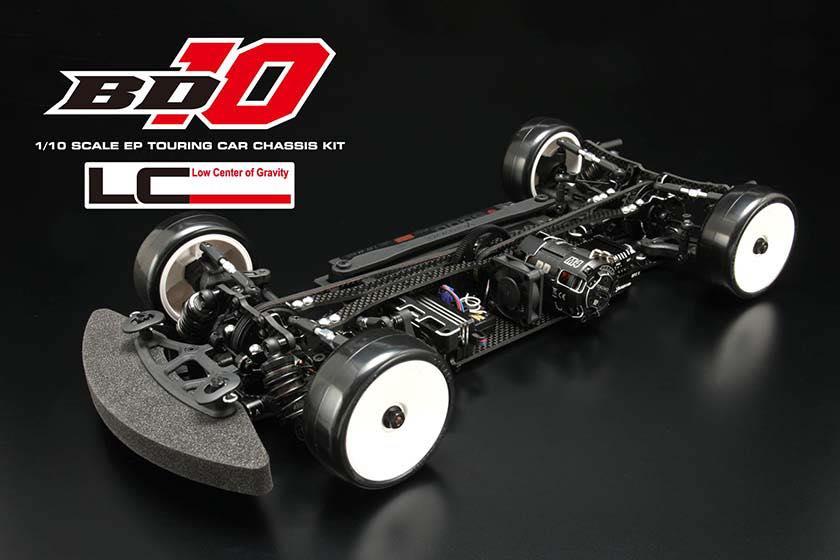 Yokomo BD10LC 110 Touring Car