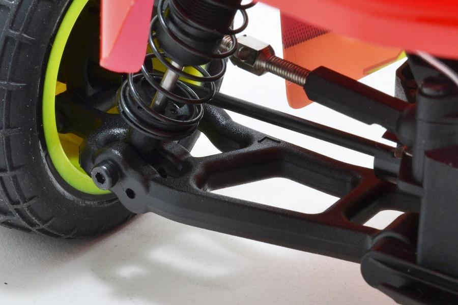 RPM Front & Rear A-Arms For The Losi Mini-T 2.0 & Mini-B