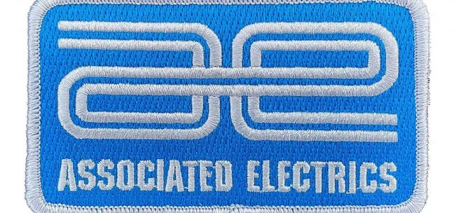 Associated Electrics Logo Patch
