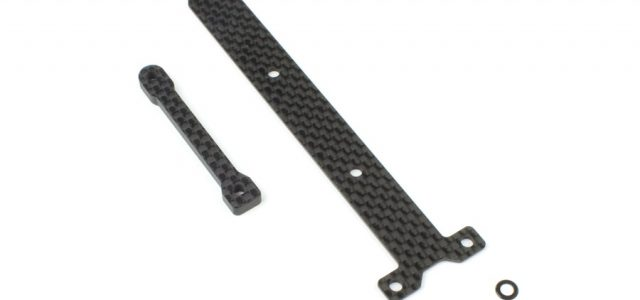 Avid Chassis Brace Support & Tuning Set For The TLR 22X-4