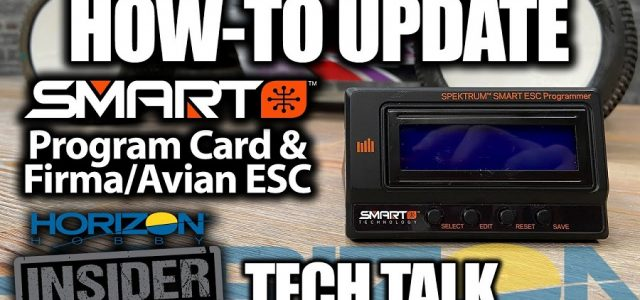 Bug Fixes, Tech Improvements, New Functionality – Spektrum ESC Update [VIDEO]