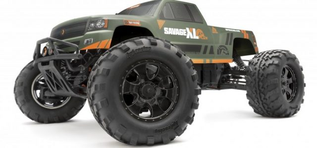 HPI Savage XL FLUX RTR