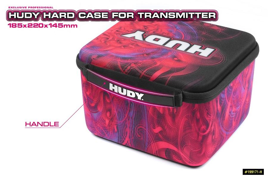 HUDY Hard Case For Transmitter