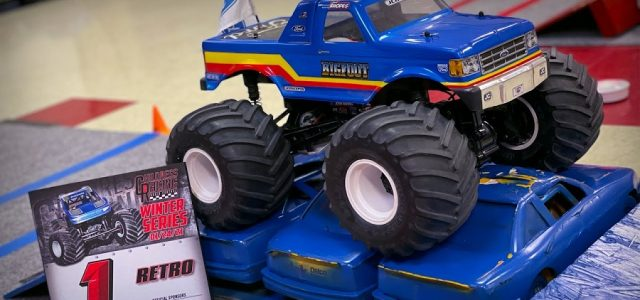 JConcepts VLog – Childress Racing Winter Series – RC Monster Truck Racing [VIDEO]