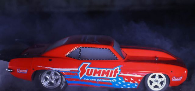 Losi 1/10 '69 Camaro 22S No Prep Drag Car RTR [VIDEO]