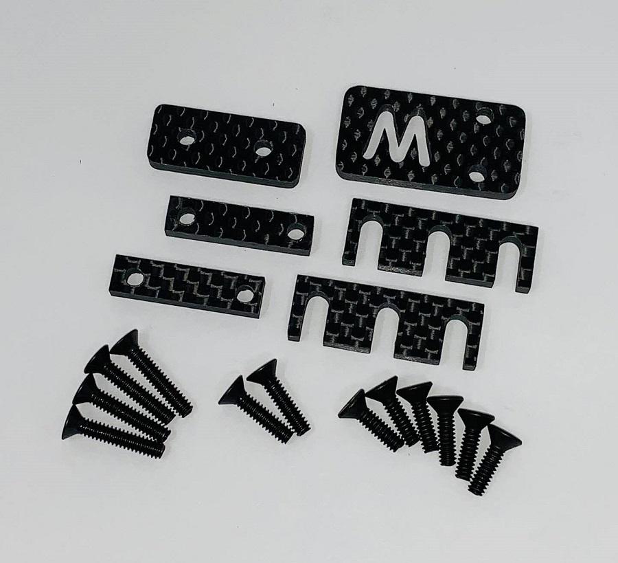 McAllister Racing Lowering Kit For Custom Works Vehicles