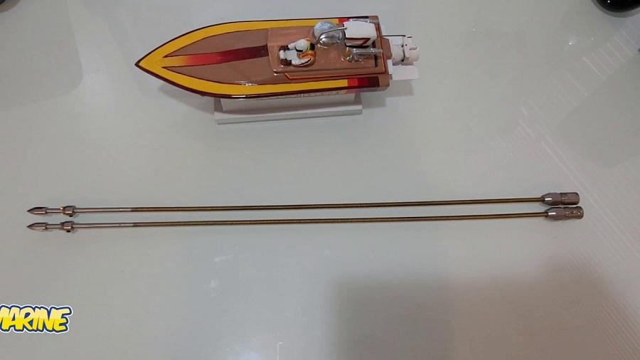 Oxidean Marine Universal HD Shaft Upgrade Kit