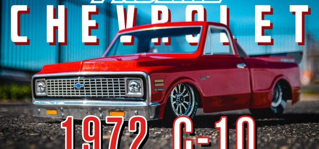 Pro-Line 1972 Chevy C-10 Clear Body [VIDEO]