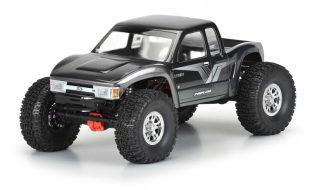 Pro-Line Cliffhanger High Performance Clear Body