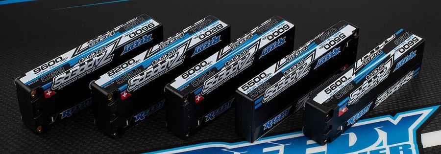 Reedy Zappers SG4 Competition HV-LiPo Batteries