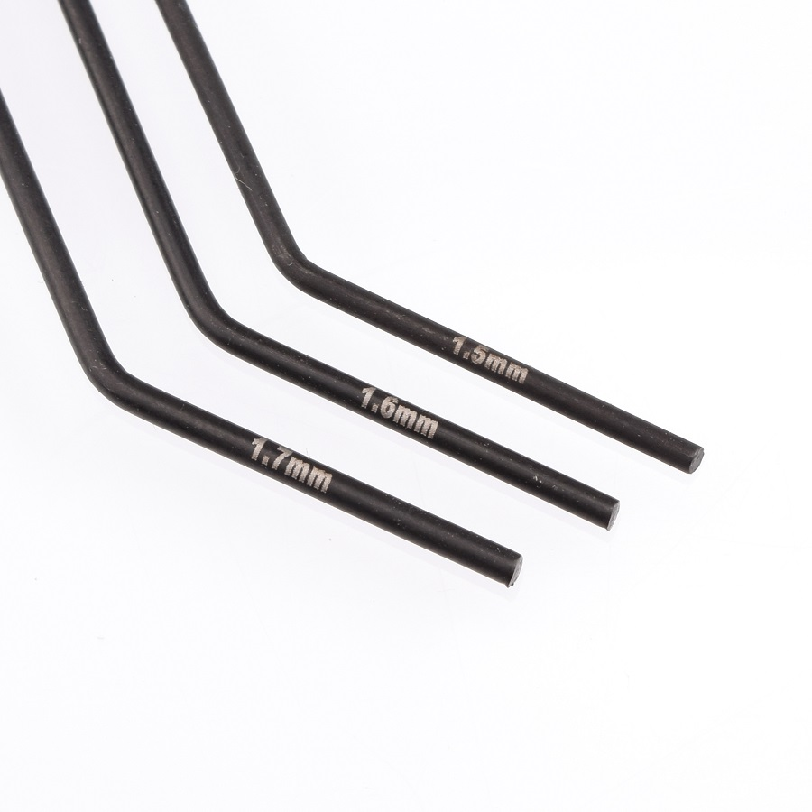 Revolution Design Hard Front Anti-Roll Bar Set For The T6.2 & SC6.2