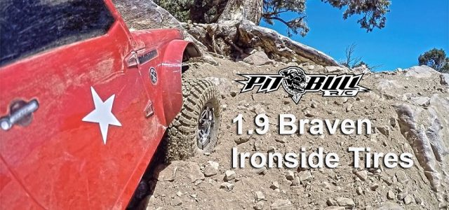Scale Off-Road Adventure With Pit Bull RC 1.9″ Braven Ironside Tires [VIDEO]
