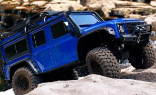 Scale & Trail Adventure With The Traxxas​ Land Rover Defender TRX-4 [VIDEO]