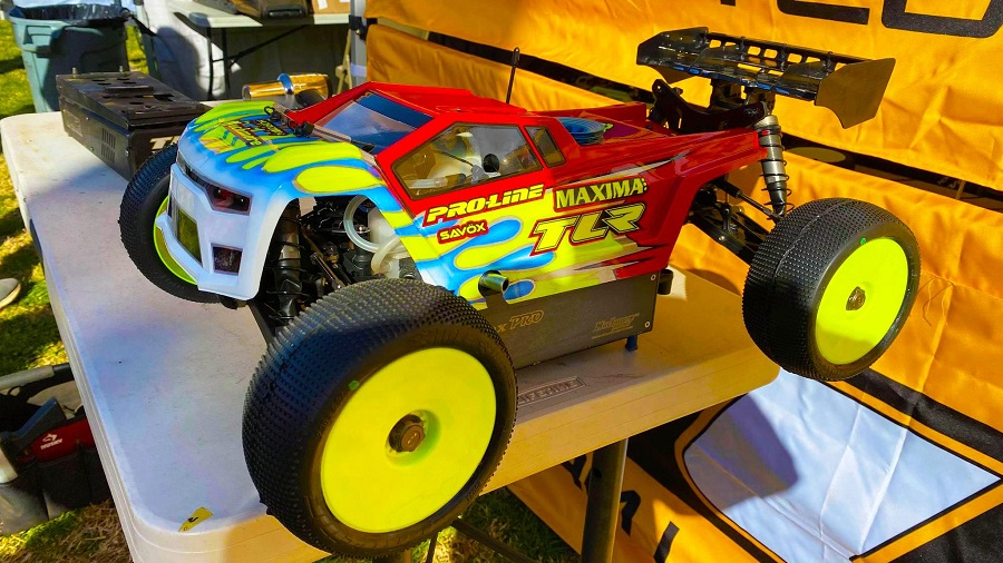 Sneak Peek At Pro-Line's Axis T Body For 1/8 Truggy
