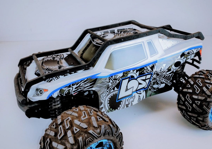 TBR R2 EXO Cage For The Losi LST 3XL-E