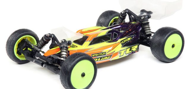TLR 1/10 22 5.0 DC (Dirt/Clay) Race Roller 2WD Buggy Kit [VIDEO]