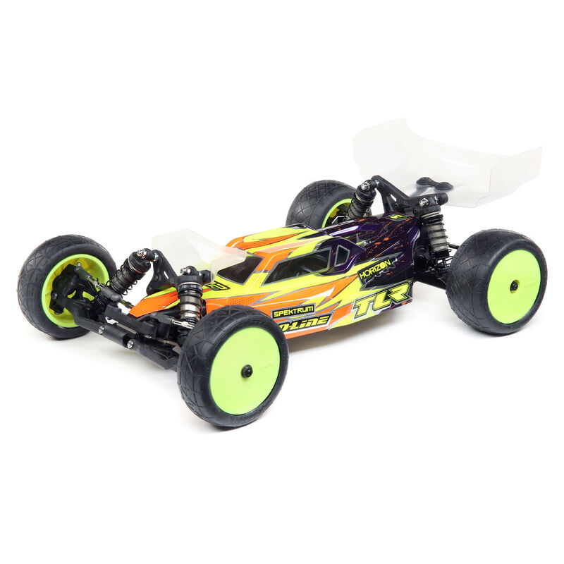 TLR 1/10 22 5.0 DC (Dirt/Clay) Race Roller 2WD Buggy Kit