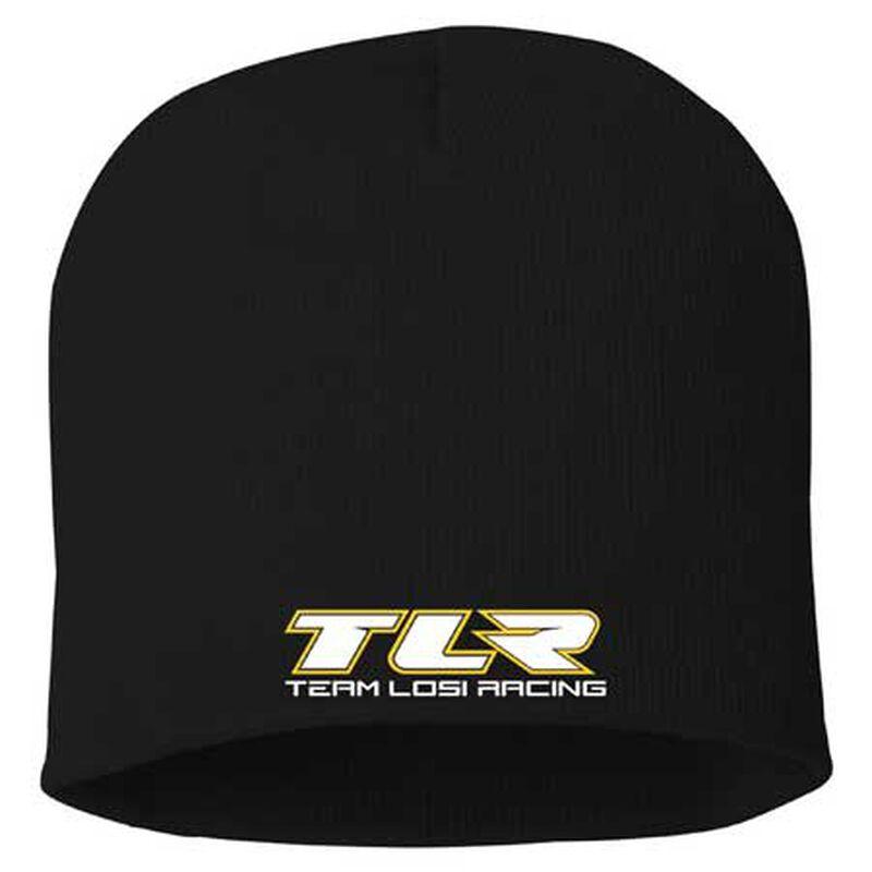 TLR & Losi Black Beanie Cap