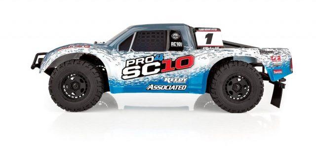Team Associated Pro4 SC10 RTR