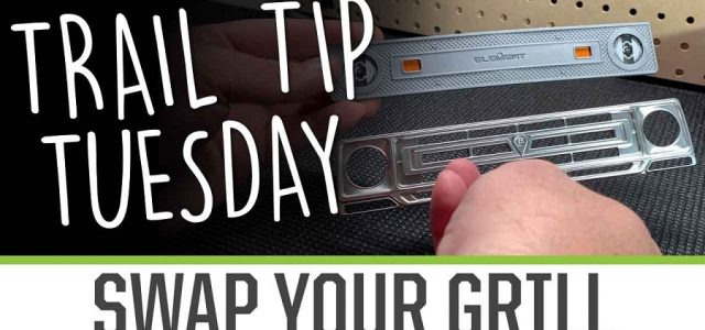 Trail Tip Tuesday: Installing the Sendero Grill On The Trailwalker Body [VIDEO]