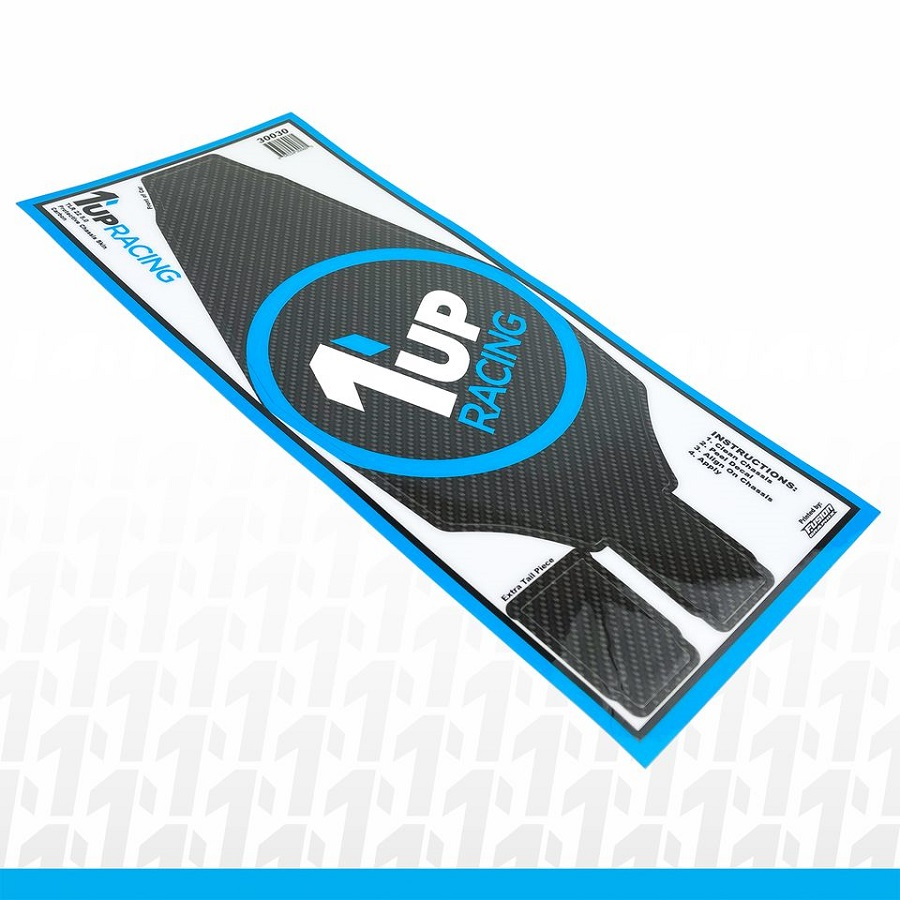 1up Racing Universal & TLR Protective Chassis Skins
