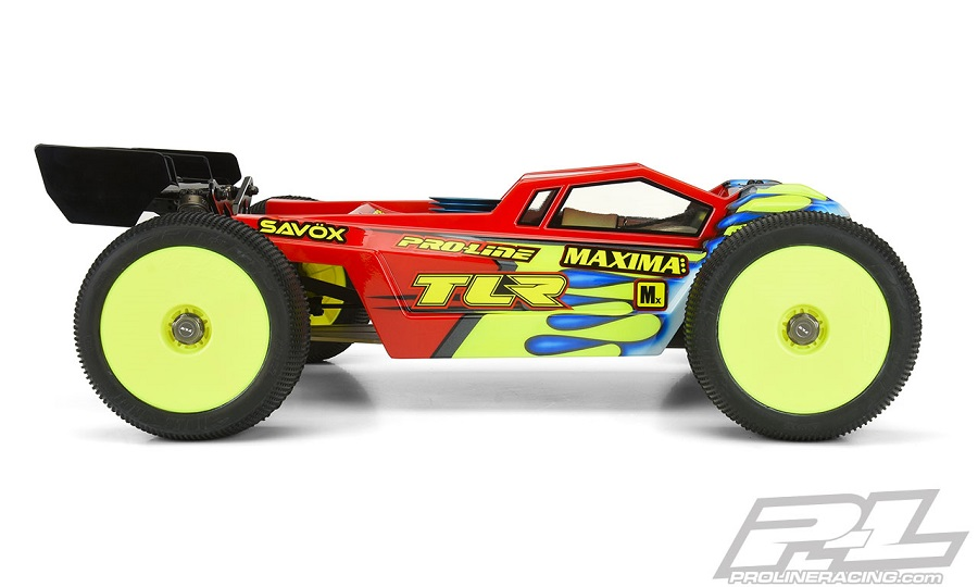 Pro-Line Axis T Clear Body For The TLR 8ight-XT & 8ight-XTE