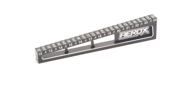 Aerox 12-24mm Ride Height Gauge