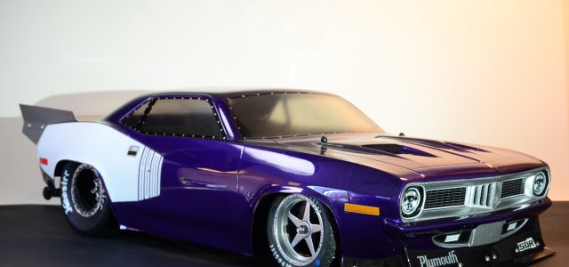 Deep Purple 'Cuda Pro Mod